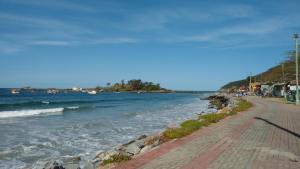 Entre a Lagoa e o Mar, Apartmány  Florianópolis - big - 20