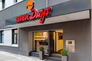 sevenDays Hotel BoardingHouse Mannheim, Hotels  Mannheim - big - 24