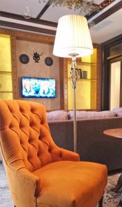 Отель Вертикаль - фото 27