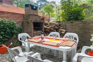 Cabañas Gonzalez, Lodges  Villa Gesell - big - 108