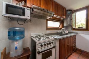Cabañas Gonzalez, Lodges  Villa Gesell - big - 124