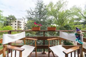 Cabañas Gonzalez, Lodges  Villa Gesell - big - 133