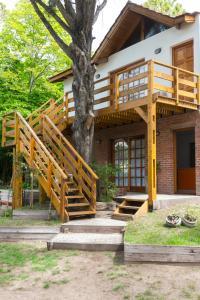 Cabañas Gonzalez, Lodges  Villa Gesell - big - 1