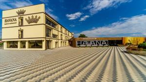 Hotel Complex Havana, Hotel  Tîrgu Ocna - big - 21