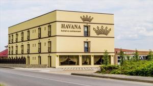 Hotel Complex Havana, Hotel  Tîrgu Ocna - big - 17