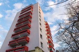 Apartament Tampa View, Apartmanok  Brassó - big - 59