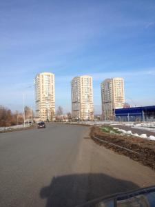 Apartments on Kosmanavtov 61