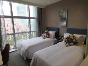 AT Boutique Hotel, Hotel  Taipei - big - 17
