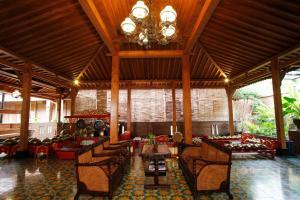 Joglo Mandapa Boutique Hotel, Szállodák  Yogyakarta - big - 1