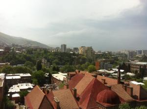 Apartment on K. Marjanishvili 16, Апартаменты  Тбилиси - big - 44