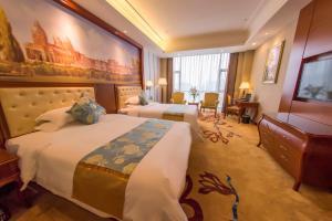 Vienna International Hotel Duan, Hotels  Hechi - big - 7