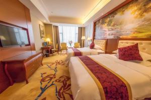 Vienna International Hotel Duan, Hotels  Hechi - big - 6