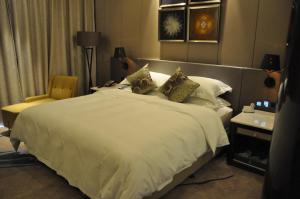 Ber International Hotel, Отели  Цзинань - big - 2