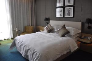 Ber International Hotel, Отели  Цзинань - big - 10
