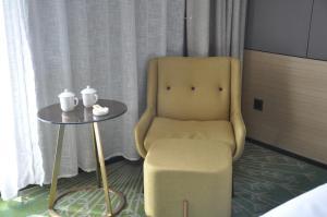 Ber International Hotel, Отели  Цзинань - big - 6