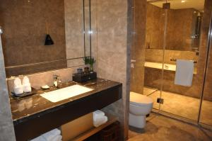 Ber International Hotel, Отели  Цзинань - big - 13