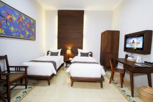 Joglo Mandapa Boutique Hotel, Szállodák  Yogyakarta - big - 9