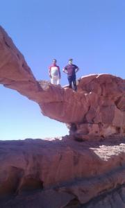 Wadi Rum Rocks Camp