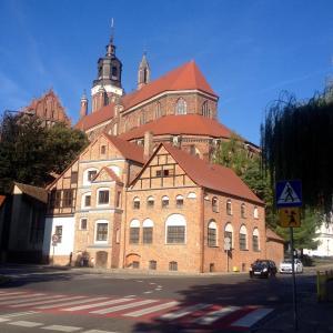 Apartament Nad Galerią, Ferienwohnungen  Stargard in Pommern - big - 23