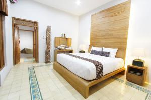 Joglo Mandapa Boutique Hotel, Szállodák  Yogyakarta - big - 6
