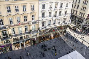 Vienna Apartment am Graben, Apartmanok  Bécs - big - 70