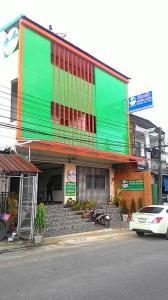 Pro Chill Krabi Guesthouse, Pensionen  Krabi - big - 41