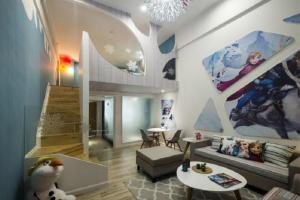 Long Cui Hui Child Theme Holiday Apartment