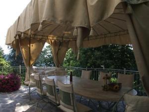 Villa Il Castagno, Hétvégi házak  Sassetta - big - 15