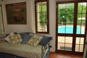 Villa Il Castagno, Hétvégi házak  Sassetta - big - 12