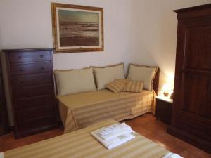 Villa Il Castagno, Hétvégi házak  Sassetta - big - 7