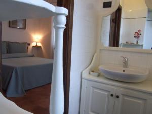 Villa Il Castagno, Hétvégi házak  Sassetta - big - 4