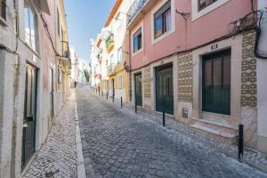Wanderlust Liberdade, Apartmány  Lisabon - big - 50