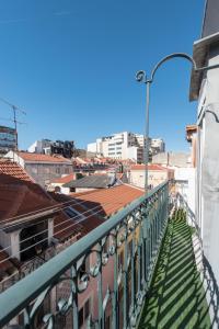 Wanderlust Liberdade, Apartmány  Lisabon - big - 51