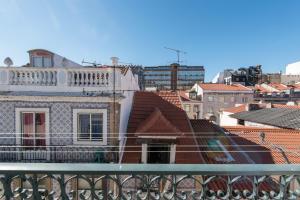 Wanderlust Liberdade, Apartmány  Lisabon - big - 49