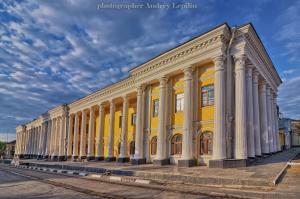 Отель Цемент, Вольск
