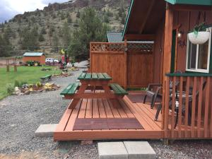 Cabins at Crooked River Ranch, Motels  Crooked River Ranch - big - 7