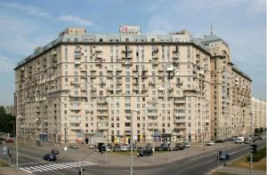 Apartments on Dunayskiy prospekt 34