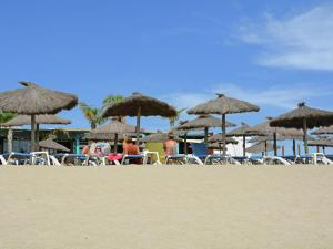 Au Golf Près De La Méditerranée, Ferienwohnungen  Saint-Cyprien - big - 13