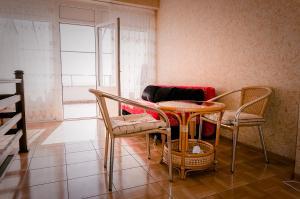 Apartment na beregu Chernogo morya