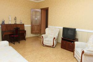 3 rooms apartment in the center