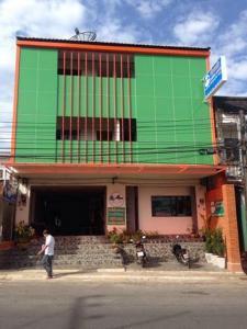 Pro Chill Krabi Guesthouse, Pensionen  Krabi - big - 40