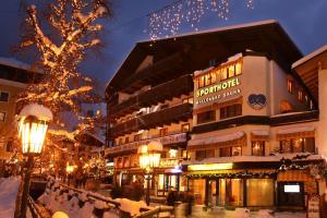 Berger's Sporthotel - Hotel - Saalbach Hinterglemm