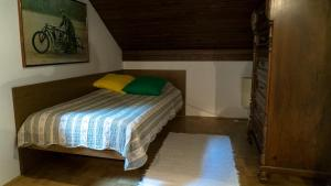 Jacob's Lodge, Case vacanze  Gozd Martuljek - big - 8