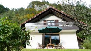 Jacob's Lodge, Case vacanze  Gozd Martuljek - big - 11