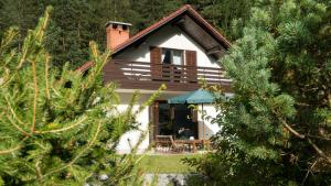 Jacob's Lodge, Case vacanze  Gozd Martuljek - big - 7
