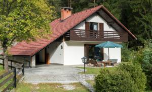Jacob's Lodge, Case vacanze  Gozd Martuljek - big - 1