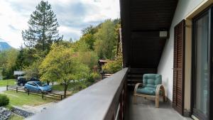 Jacob's Lodge, Case vacanze  Gozd Martuljek - big - 19