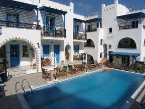 Pension Irene 2, Aparthotels  Naxos Chora - big - 64