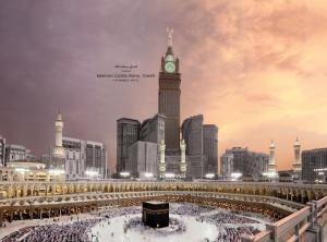 Makkah Clock Royal Tower, A Fairmont Hotel, Hotely  Mekka - big - 1