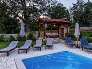 Villa Vesna 1, Vily  Tinjan - big - 31